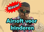 Airsoft bij Gladiator Sports almere